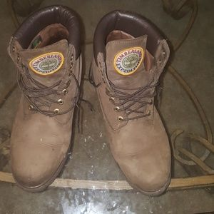 RARE Timberland 1973 Expedition Boots.